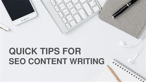 Seo Content Writing by Calam 233 O Seo Content Writing Tips