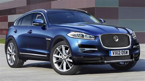 Jaguar Could Reveal Its First Suv In Frankfurt