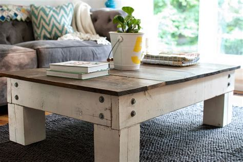 farm style coffee table farmhouse coffee table with tons of beautiful ideas