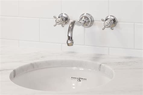 rohl perrin rowe wallmount faucet   bliss
