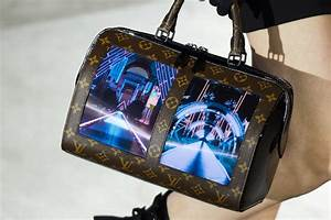 Louis Vuitton Bags Now Have Flexible Displays