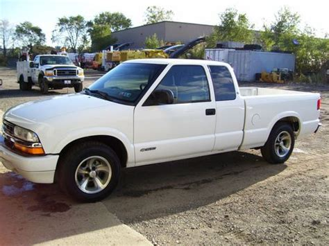 Sell Used 2001 Chevy S10 Pick Up Truck In Folcroft