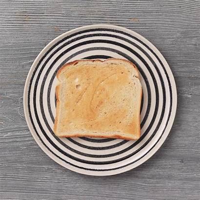 Toast Pizza Bread Waste