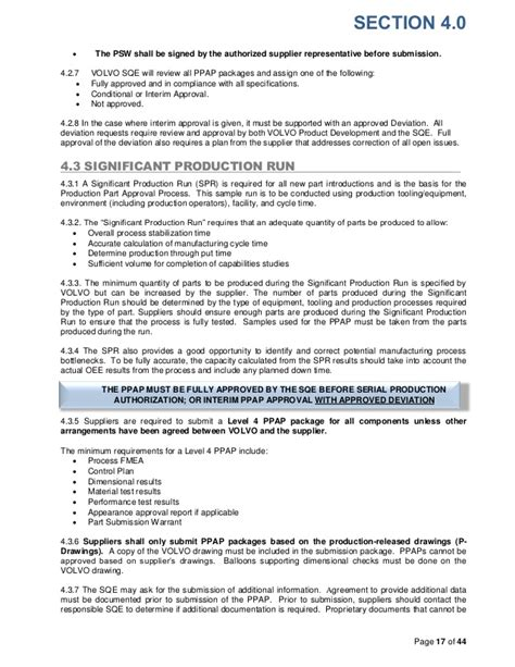 supplier quality assurance resume volvo supplier quality