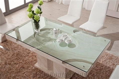 Modern Dining Room Furniture Glass Top Marble Base Dining Sewage Smell In Bathroom Sink Granite Vessel Sinks Mirrored Cabinet With Shelf Removing Drain Floor Drawers Vintage Style Storage For Towels Mirror