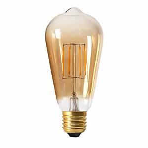 Ampoule à Filament : Le secret d'une décoration chaleureuse ☀ KosiLum