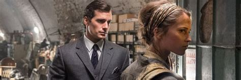Man from UNCLE Movie Images Feature Henry Cavill, More