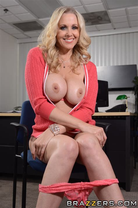 Julia Ann Get Steamy With Her Sons Boss Milf Fox