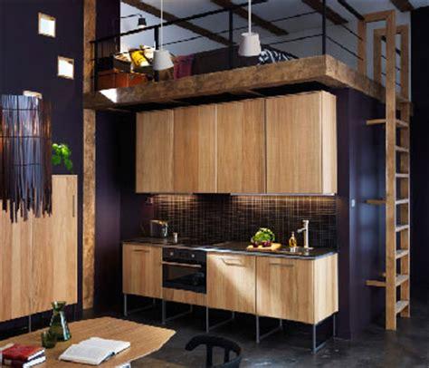 cuisine ouverte ikea ikea faire une cuisine ouverte dans un studio