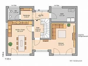 Haus Raumaufteilung Beispiele : familienhaus vio von kern haus ihr haus mit sonnengarantie ~ Lizthompson.info Haus und Dekorationen