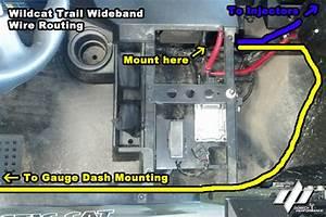 Afr   Fuel Ratio Gauge Plus Efi Controller   1 Fuel