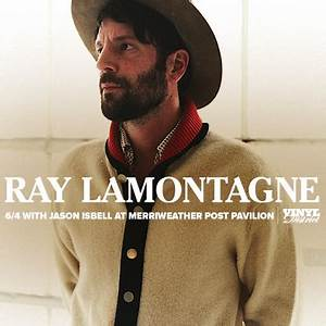 TVD Ticket Giveaway: Ray LaMontagne at Merriweather Post ...