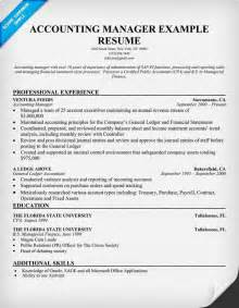 how to write resume for accounting manager order custom