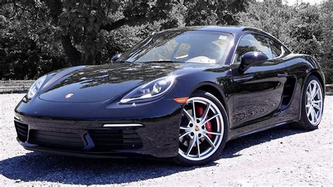 Review Porsche 718 by 2018 Porsche 718 Cayman S Review