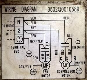 Wiring Diagram Ac Sharp Inverter New Split System Inverter