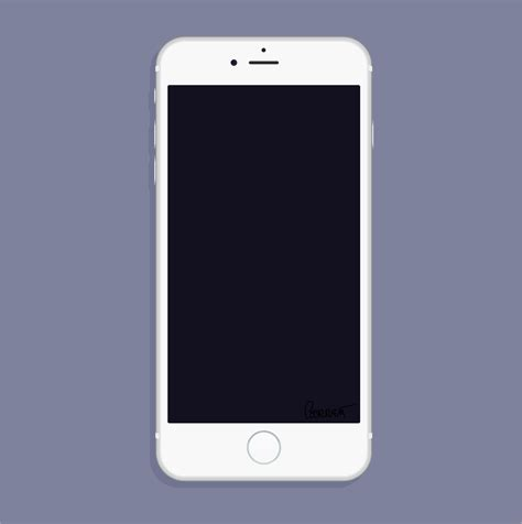 white iphone big image png