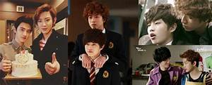 EXO D.O. and Chanyeol look alikes by ambieshinee on DeviantArt