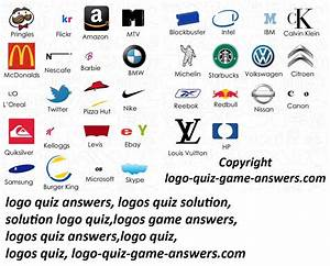 Logo Quiz Pack 2 Answers | Joy Studio Design Gallery ...