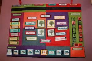 Fabriquer Un Calendrier Perpétuel : calendrier perpetuel vreme pinterest calendrier semainier et enfants ~ Melissatoandfro.com Idées de Décoration