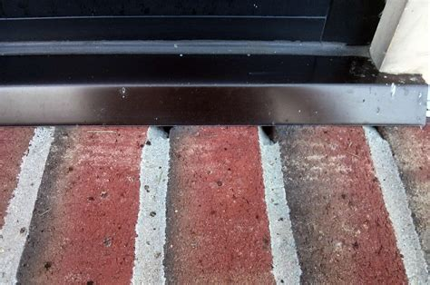 Waterproof Window Sill by Brick Is Not A Waterproof Building Material The