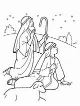 Shepherds Coloring Nativity Shepherd Lds Jesus Joseph Children Colouring Clip Clipart Angels Angel Crafts Bible Stories Sheets Tablet Primary Pdf sketch template