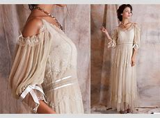 Details to Know about Vintage Wedding Dresses Iris Gown
