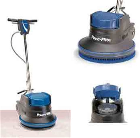 powr flite floor machine powr flite 175 rpm 1 5 hp sanding floor machine m171sd 3