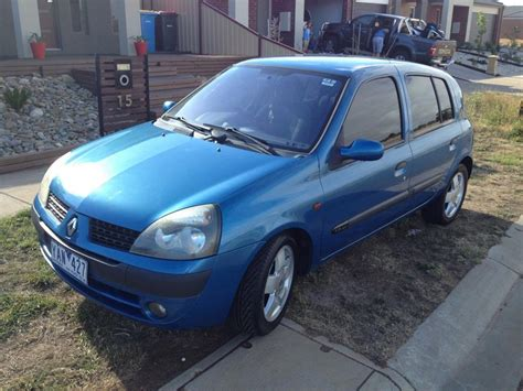 2002 Renault Clio Ii 1.5 Dci 65 Related Infomation