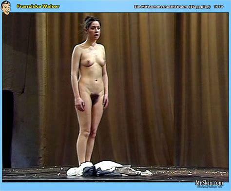 Female Full Frontal Nude Women