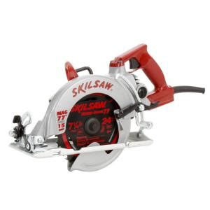 skil flooring saw home depot skil 15 7 1 4 in magnesium skilsaw worm drive saw