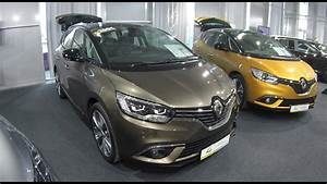 Renault Grand Scenic    Model 2017    Quarzit Brown Colour