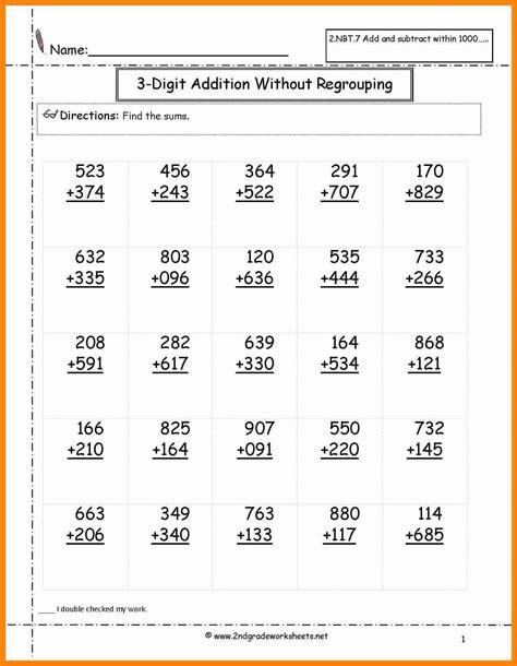 7 math worksheets 2nd grade ars eloquentiae