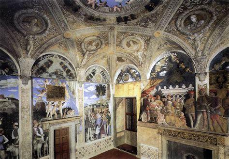 la chambre des larmes biographie et œuvre de andrea mantegna