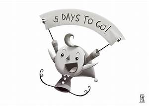 Craig Knowles Design And Animation  5 Days To Go
