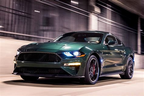 Allnew Ford Mustang Bullitt Unleashed  Automotive Blog