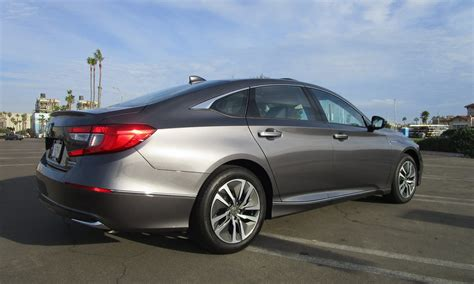 2018 Accord Hybrid Review by 2018 Honda Accord Hybrid Touring Road Test Review By