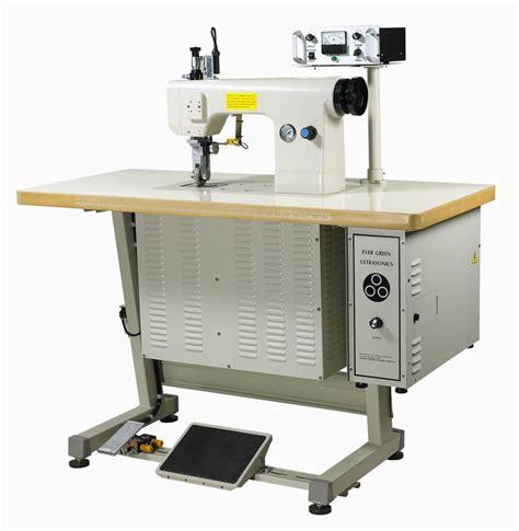 ultrasonic sewing sewn products