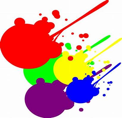 Paint Clipart Paintball Splatters Clip Clipground 20clipart