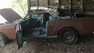 Barn Find 1966 Mustang Convertible | Mustang convertible, Ford mustang fastback, 1968 ford ...