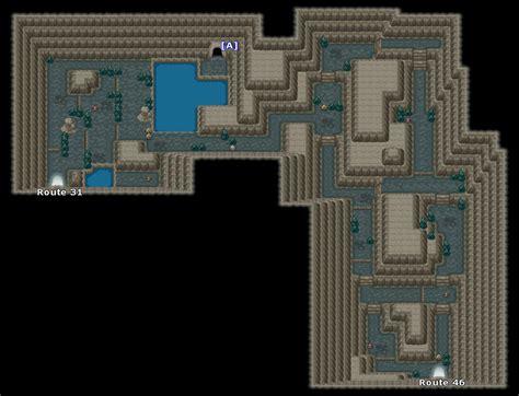 Pokemon Heartgold And Soulsilver Game Maps