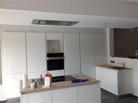 caisson hotte cuisine caisson de plafond zecc2