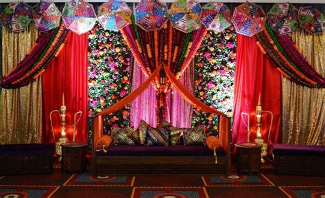 tempting occasions mehndi decorations party decor mehndi