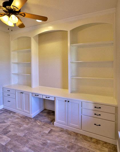 desk with cabinets built in white built in bookshelves with desk taylorcraft cabinet