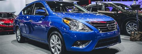 nissan versa release price specs news engine