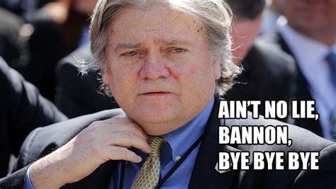 Steve Bannon Memes - steve bannon fired all the memes you need to see buuzunites