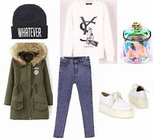 Hat outfit outfit idea lookbook look fall outfits winter outfits quote on it ysl ysl ...