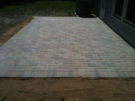 unilock hollandstone brick paving unilock hollandstone river color patio