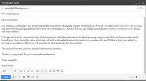 How To Write A Formal Email Sample Email And Tips For