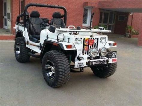 Mahindra Black Open Modify Jeep, 2000, Rs 390000 /piece