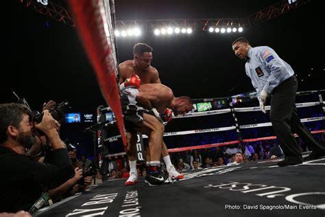 andre ward vs sergey kovalev 2 results boxing news
